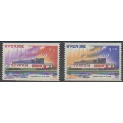 Sweden - 1973 - Nb 787/788 - Postal Service