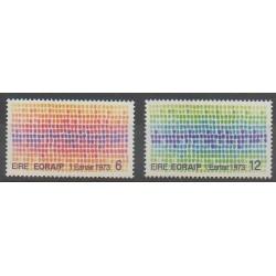 Ireland - 1973 - Nb 289/290 - Europe