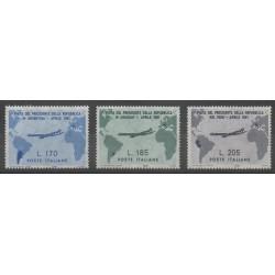 Italie - 1961 - No 845/847