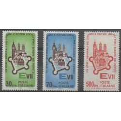 Italie - 1964 - No 909/911