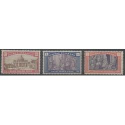 Italie - 1924 - No 166/168 - Religion