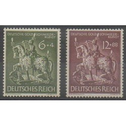Germany - 1943 - Nb 779/780