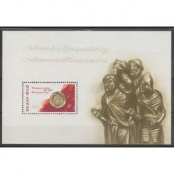 Belgique - 1980 - No BF56 - Histoire - Monnaies, billets ou médailles