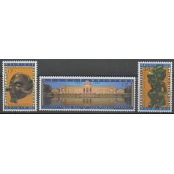 Belgium - 1997 - Nb 2727/2729 - Art