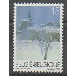 Belgium - 1997 - Nb 2731 - Sights