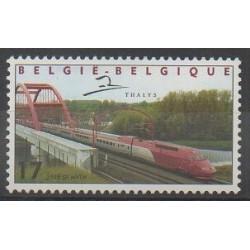 Belgium - 1998 - Nb 2735 - Trains