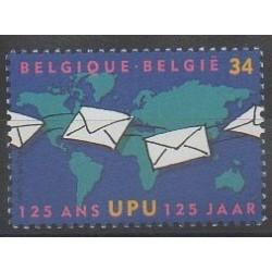 Belgium - 1999 - Nb 2814 - Postal Service