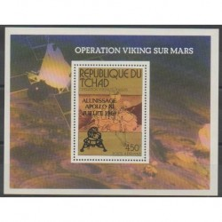 Tchad - 1979 - No BF31 - Espace