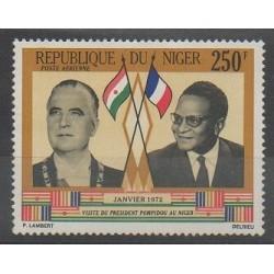 Niger - 1972 - Nb PA173 - Various Historics Themes