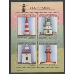 Guinea - 2019 - Lighthouses