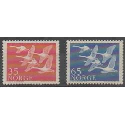 Norvège - 1956 - No 371/372
