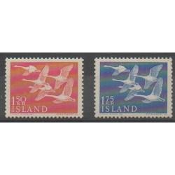 Iceland - 1956 - Nb 270/271
