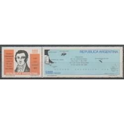 Argentine - 1982 - No 1295/1296 - Histoire militaire