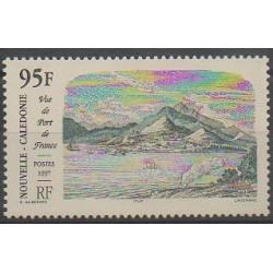 Nouvelle-Calédonie - 1997 - No 739 - Sites