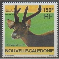 Nouvelle-Calédonie - 1994 - No 664 - Mammifères