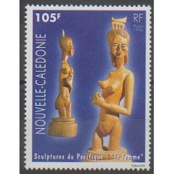 New Caledonia - 1996 - Nb 722 - Art