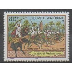 New Caledonia - 1998 - Nb 763 - Various Historics Themes
