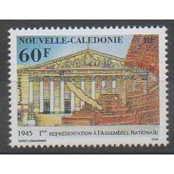 New Caledonia - 1995 - Nb 687 - Various Historics Themes