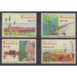 Namibie - 2008 - No 1167/1170