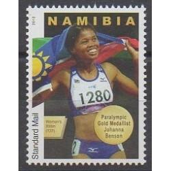Namibie - 2013 - No 1278A - Jeux Olympiques d'été