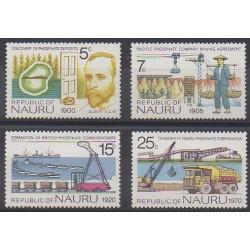 Nauru - 1975 - Nb 117/120