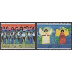 Nauru - 1976 - No 143/146 - Noël