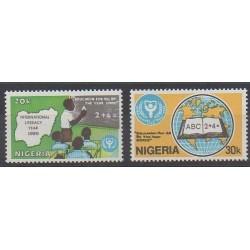 Nigeria - 1990 - Nb 557/558