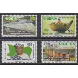 Nigeria - 2011 - Nb 815/818