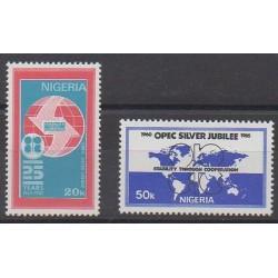 Nigeria - 1985 - Nb 463/464