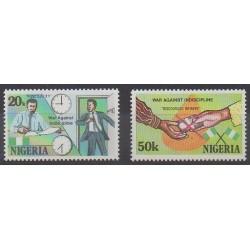 Nigeria - 1985 - Nb 458/459