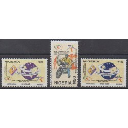 Nigeria - 2005 - Nb 771/773 - Postal Service