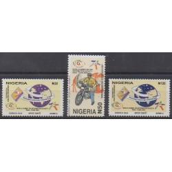 Nigeria - 2005 - No 771/773 - Service postal