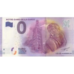 Euro banknote memory - 13 - Notre-Dame-de-la-Garde - 2016-2