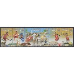 Tonga - 2000 - Nb 1167/1171 - Summer Olympics