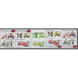 Tonga - 1992 - Nb 892/895
