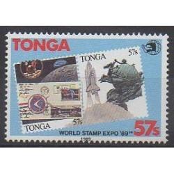 Tonga - 1989 - No 759 - Service postal - Philatélie