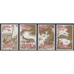 Tonga - 1997 - Nb 1115/1118 - Christmas