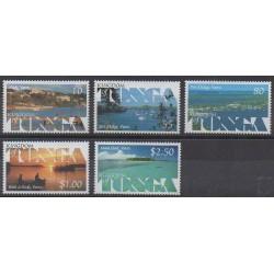 Tonga - 1999 - Nb 1146/1150 - Sights