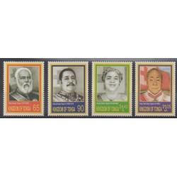 Tonga - 2004 - Nb 1243/1246 - Royalty