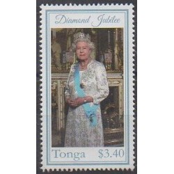 Tonga - 2012 - Nb 1263 - Royalty