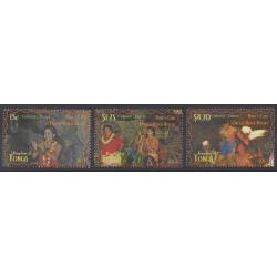 Tonga - 2013 - Nb 1379/1381 - Folklore