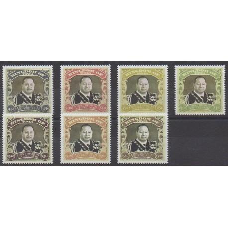 Tonga - 2013 - Nb 1391/1397 - Royalty