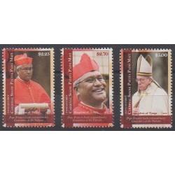Tonga - 2015 - Nb 1448/1450 - Religion