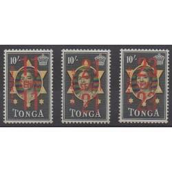 Tonga - 1968 - No PA37/PA39