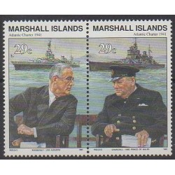 Marshall - 1991 - Nb 368/369 - Second World War