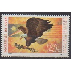Marshall - 1991 - Nb 367 - Birds - Various Historics Themes