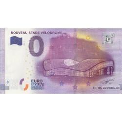 Euro banknote memory - 13 - Nouveau stade vélodrome - 2016-1