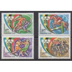 Uzbekistan - 1996 - Nb 69/72 - Summer Olympics