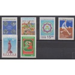 Ouzbékistan - 1998 - No 102/107