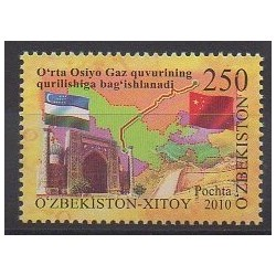 Ouzbékistan - 2010 - No 802